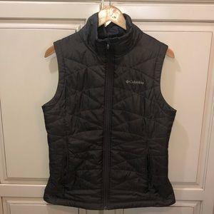 Columbia Omni heat puffer vest